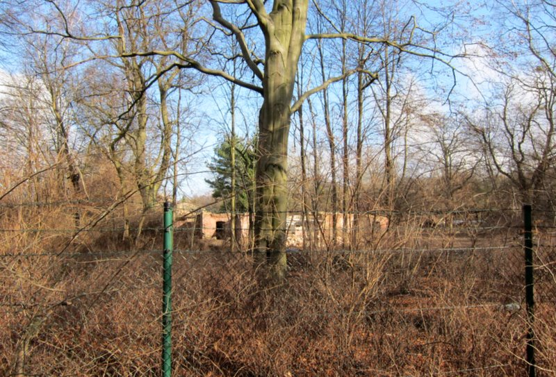 Chemiekantenvilla / Spitzens Villa am Finowkanal