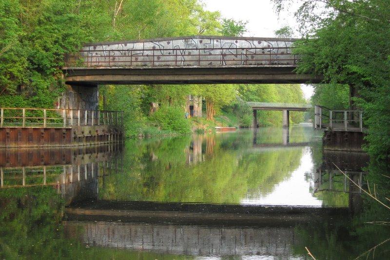 Brücken über den Finowkanal