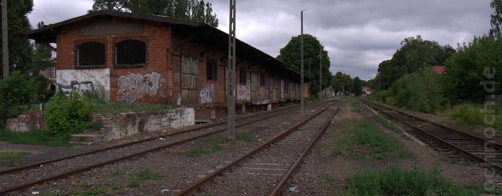Bahnhof Dębno