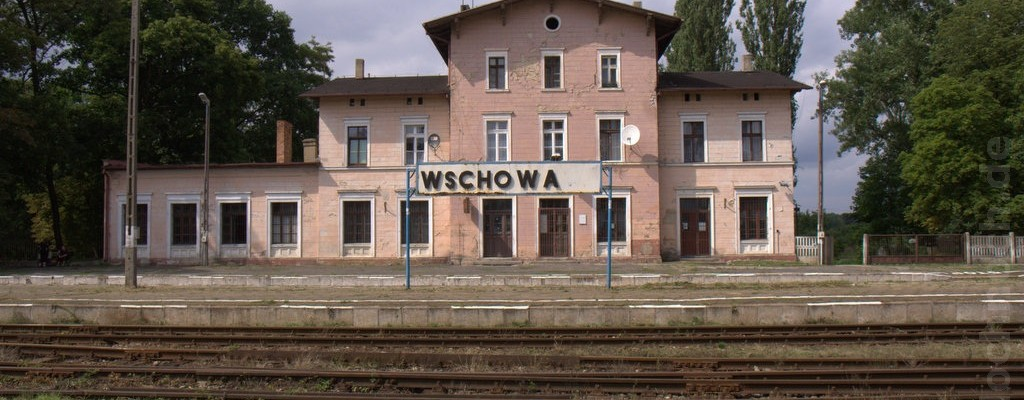 Bahnhof Wschowa