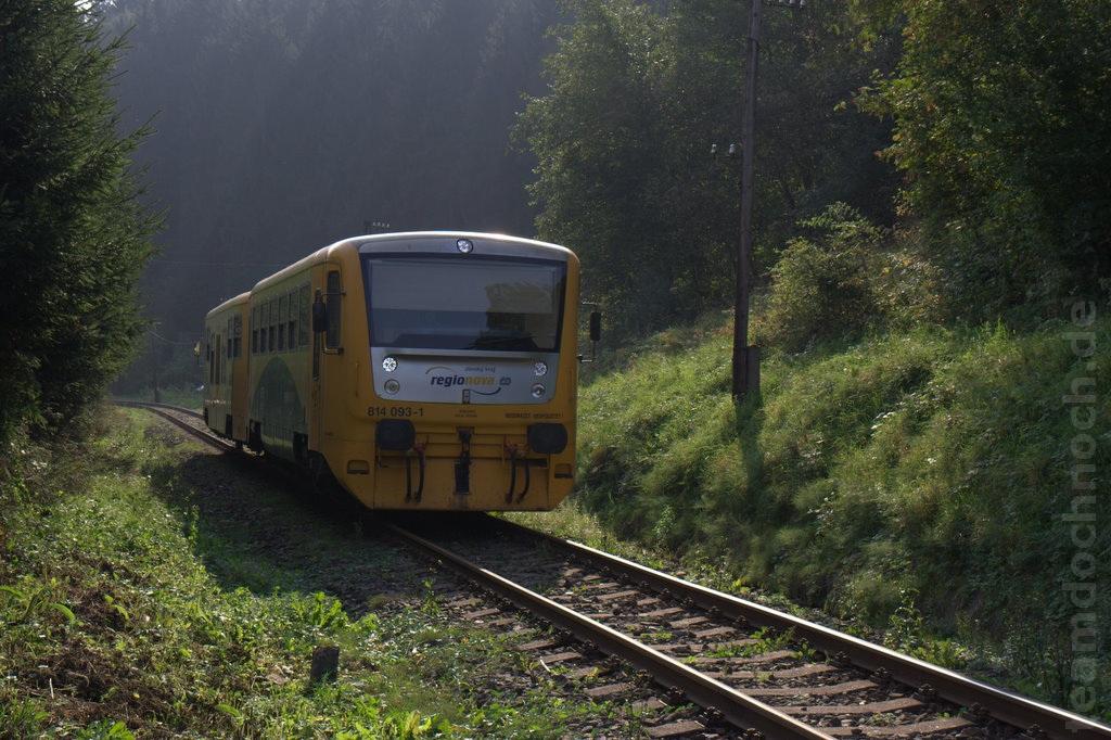 regionova 814 093-1 unterwegs