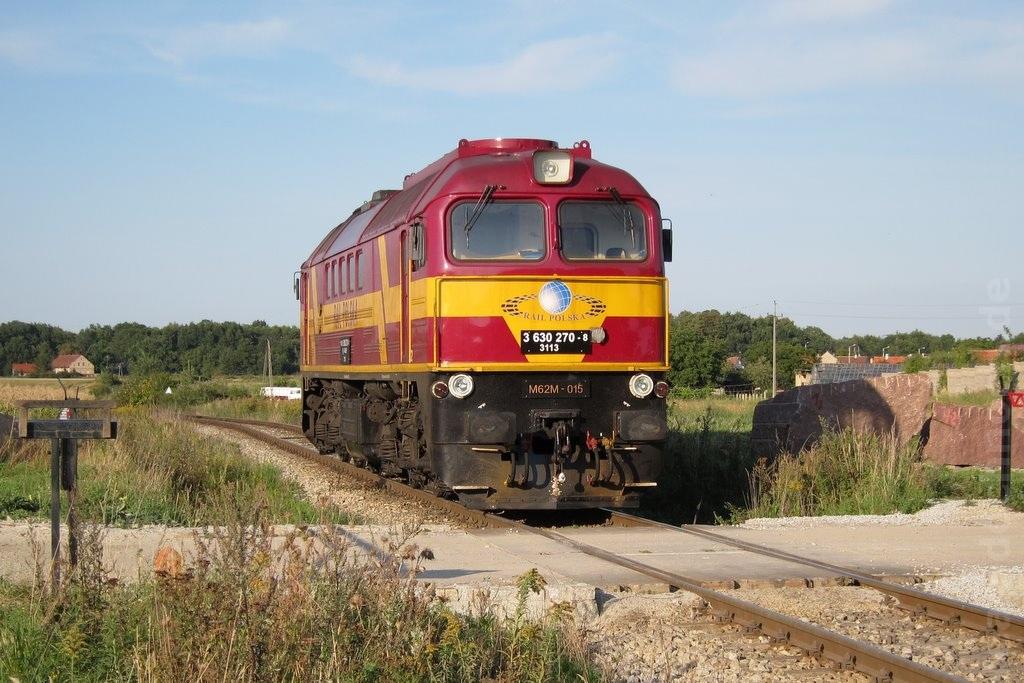 M62 der Rail Polska
