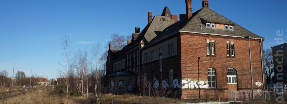 Bahnhof Neuruppin West