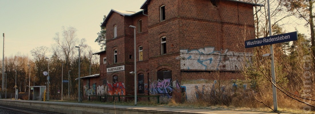 Bahnhof Wustrau-Radensleben