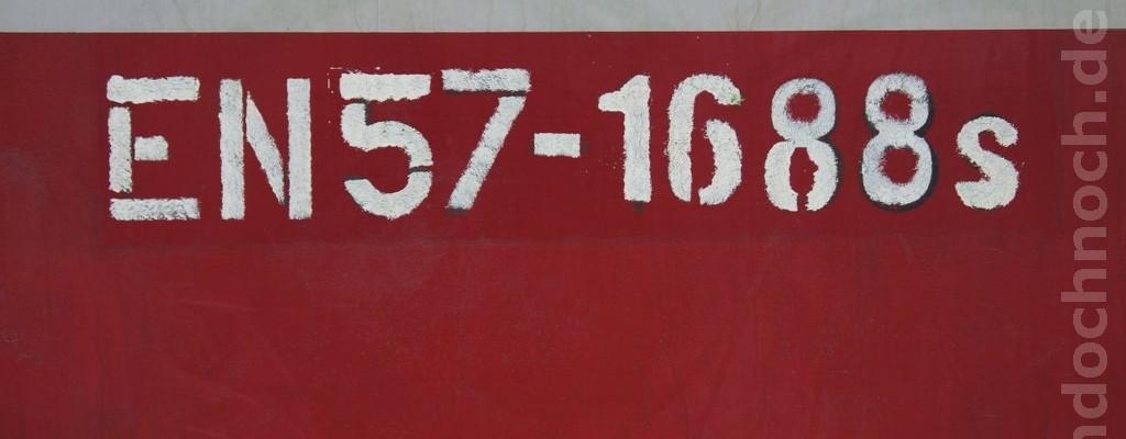 EN57-1688 in Jarocin