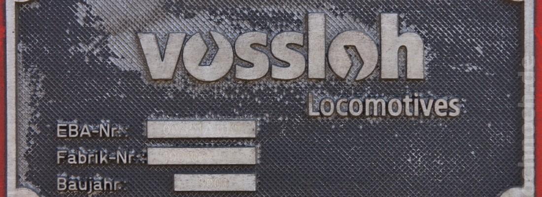 MaK Vossloh G1206 in Templin
