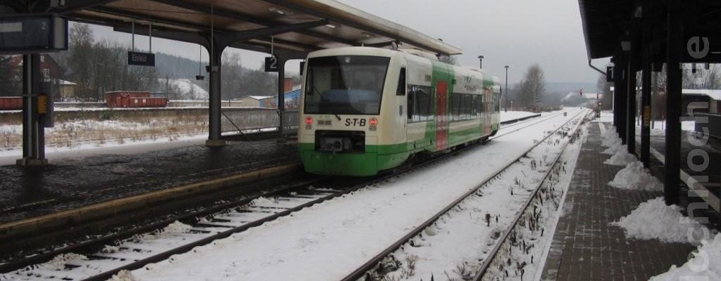 VT 105 in Eisfeld