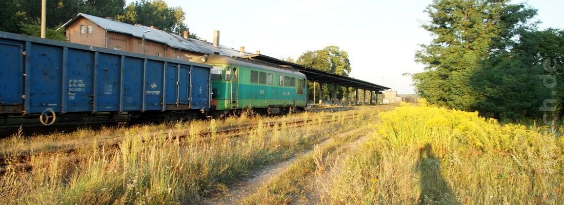 ST43-100 in Krosno Odrzańskie