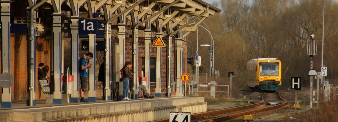 VT650.68 der ODEG in Bad Freienwalde