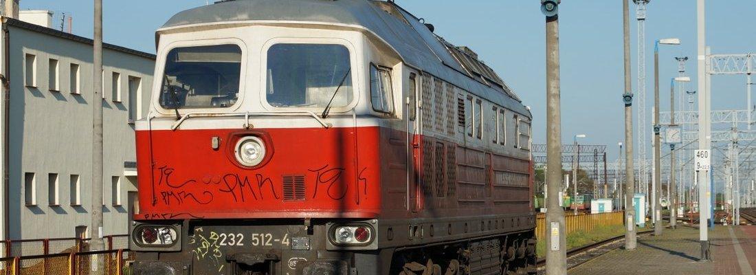 232 512-4 von East-West-Rail in Rzepin