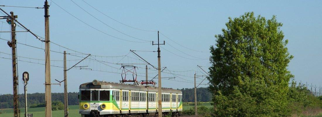 EN57-891 in Kowalów