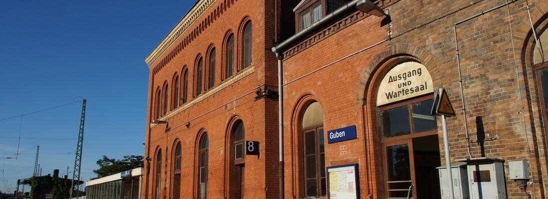 Bahnhof Guben