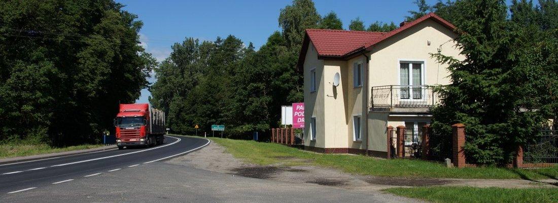 Chausseehaus in Dąbie | Krosno Odrzańskie