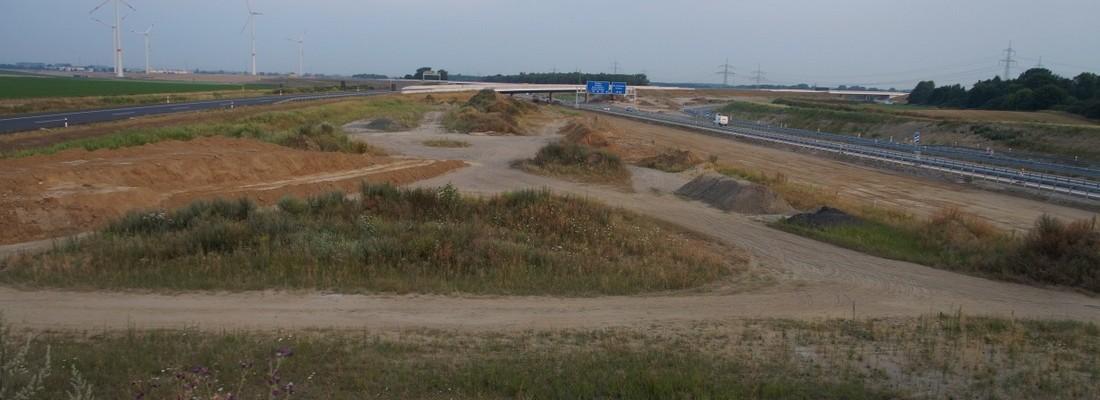 Autobahnkreuz Barnim