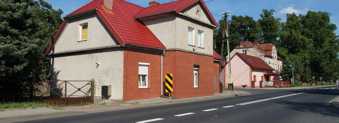Chausseehaus in Osiecznica