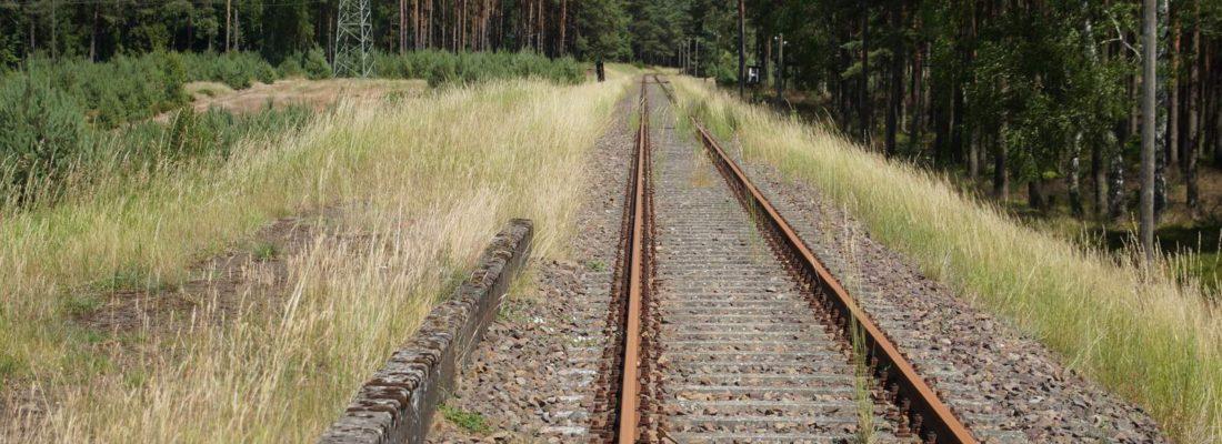 Bahnstrecke Rheinsberg – Kernkraftwerk Rheinsberg