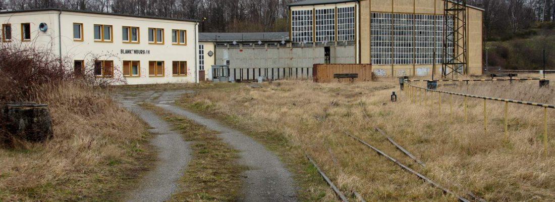 Bahnbetriebswerk Blankenburg (Harz)