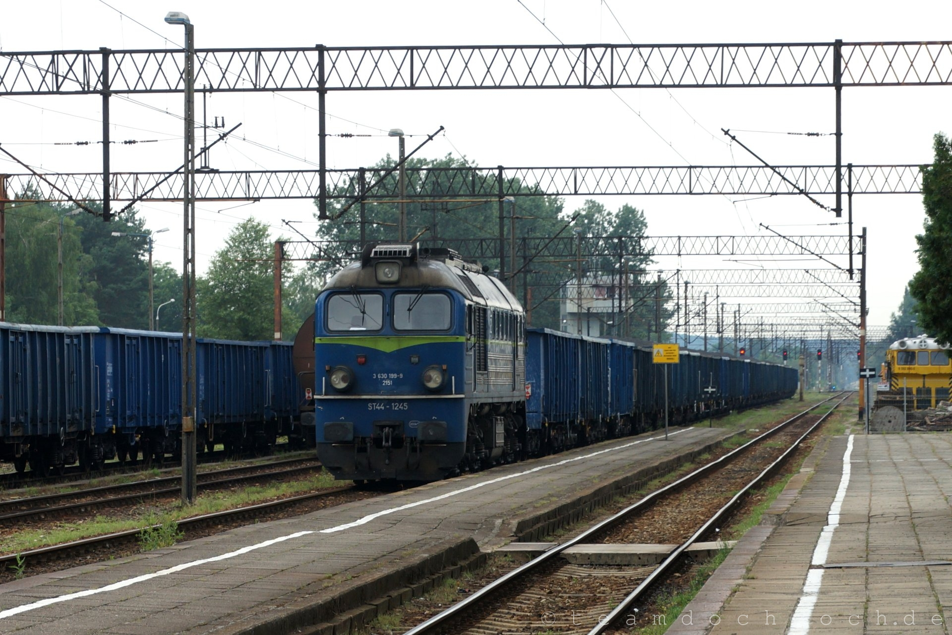 ST44 1245 in Czerwieńsk