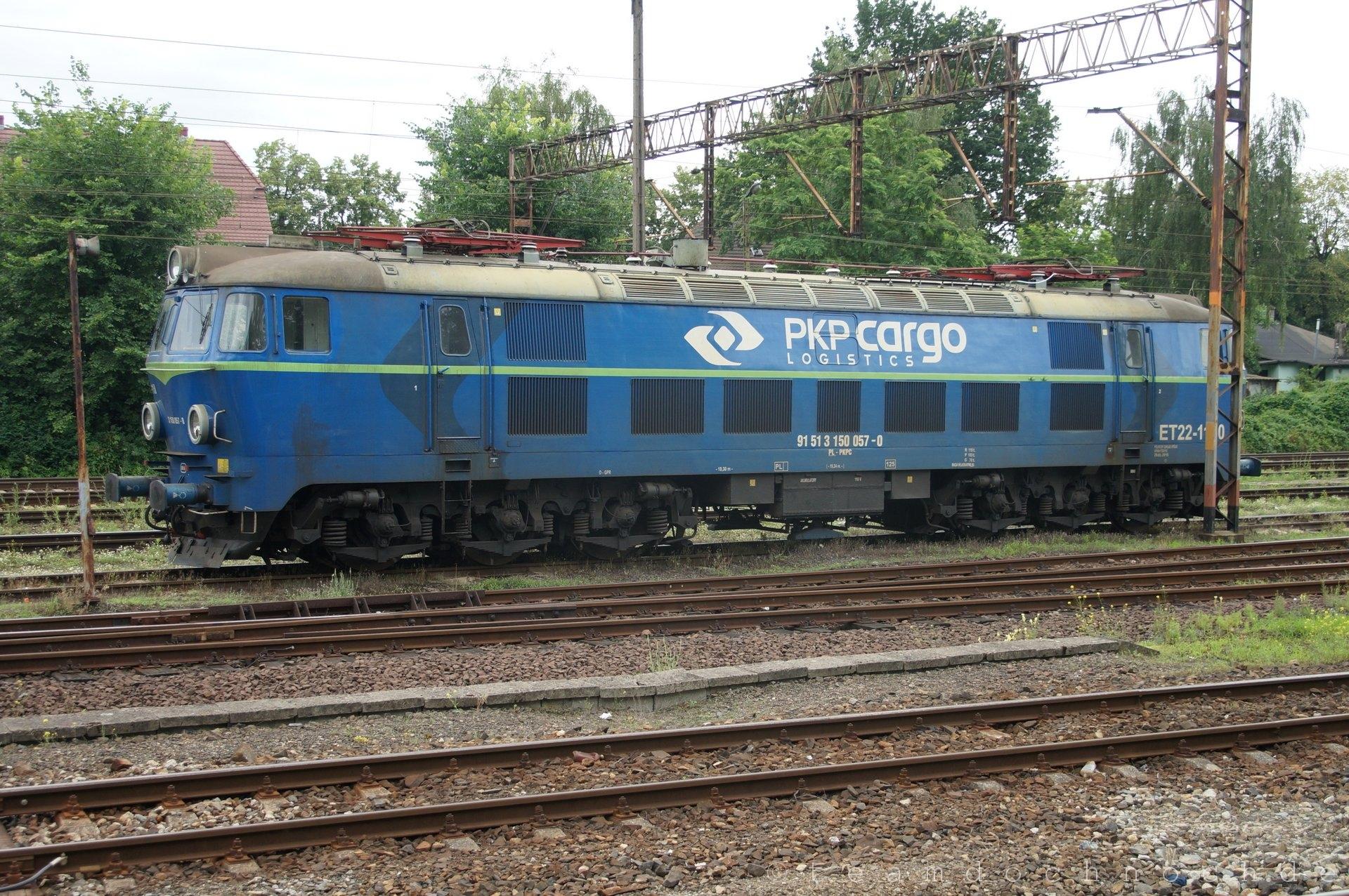 ET22-1150 (3 150 057-0) in Czerwieńsk