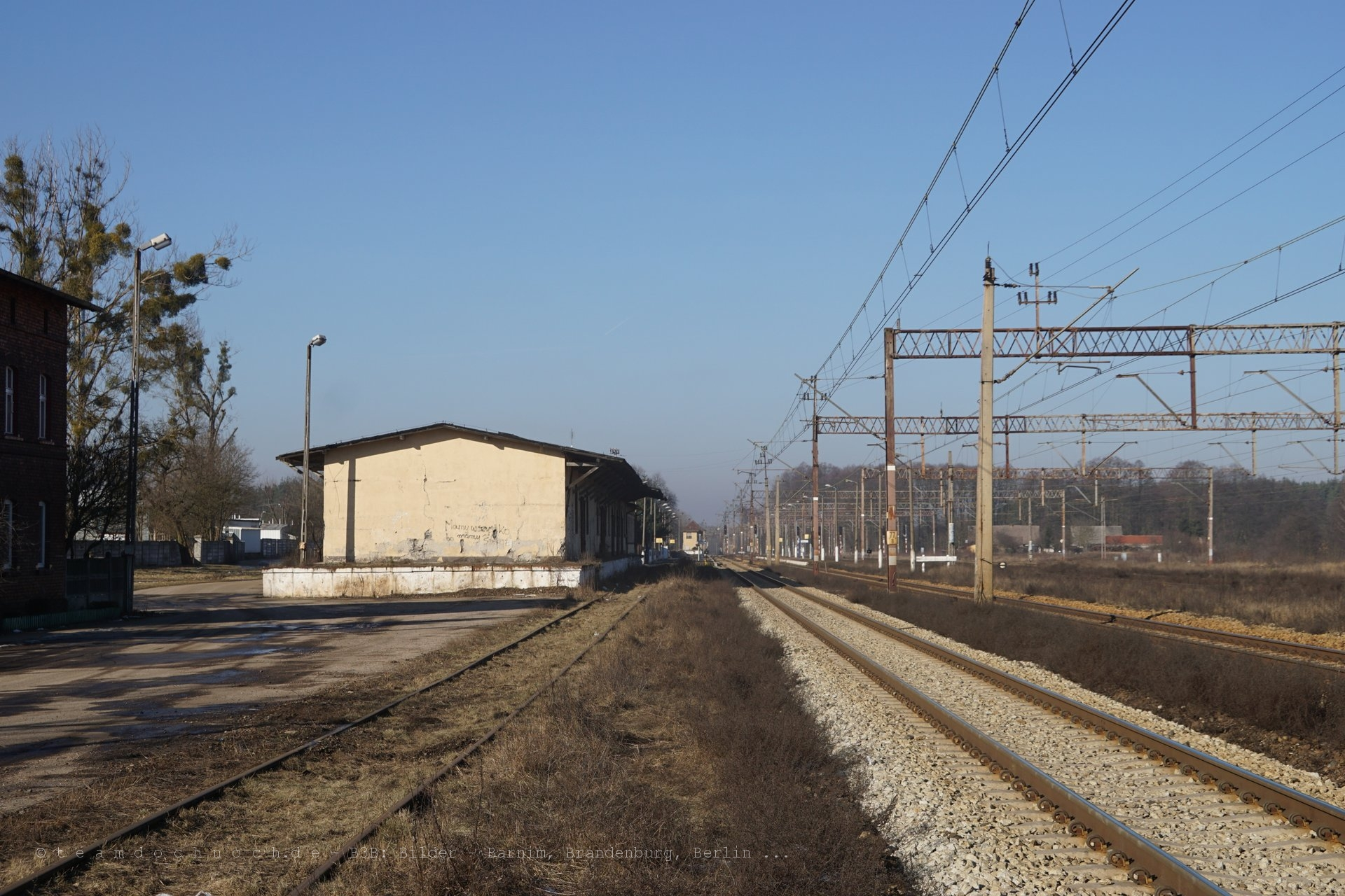 Bahnhof Drawski Młyn