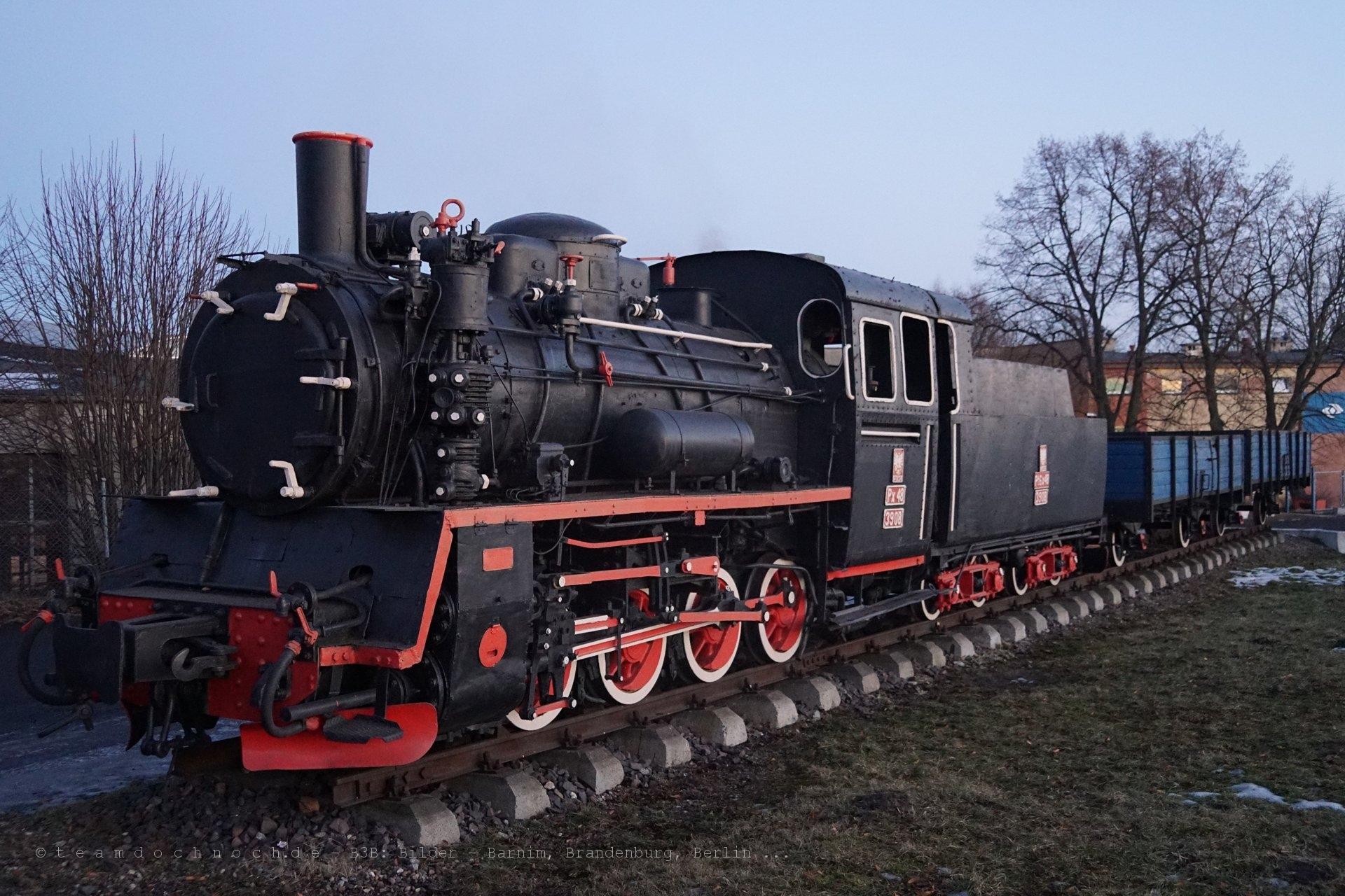 Px48 3908 in Szczecinek