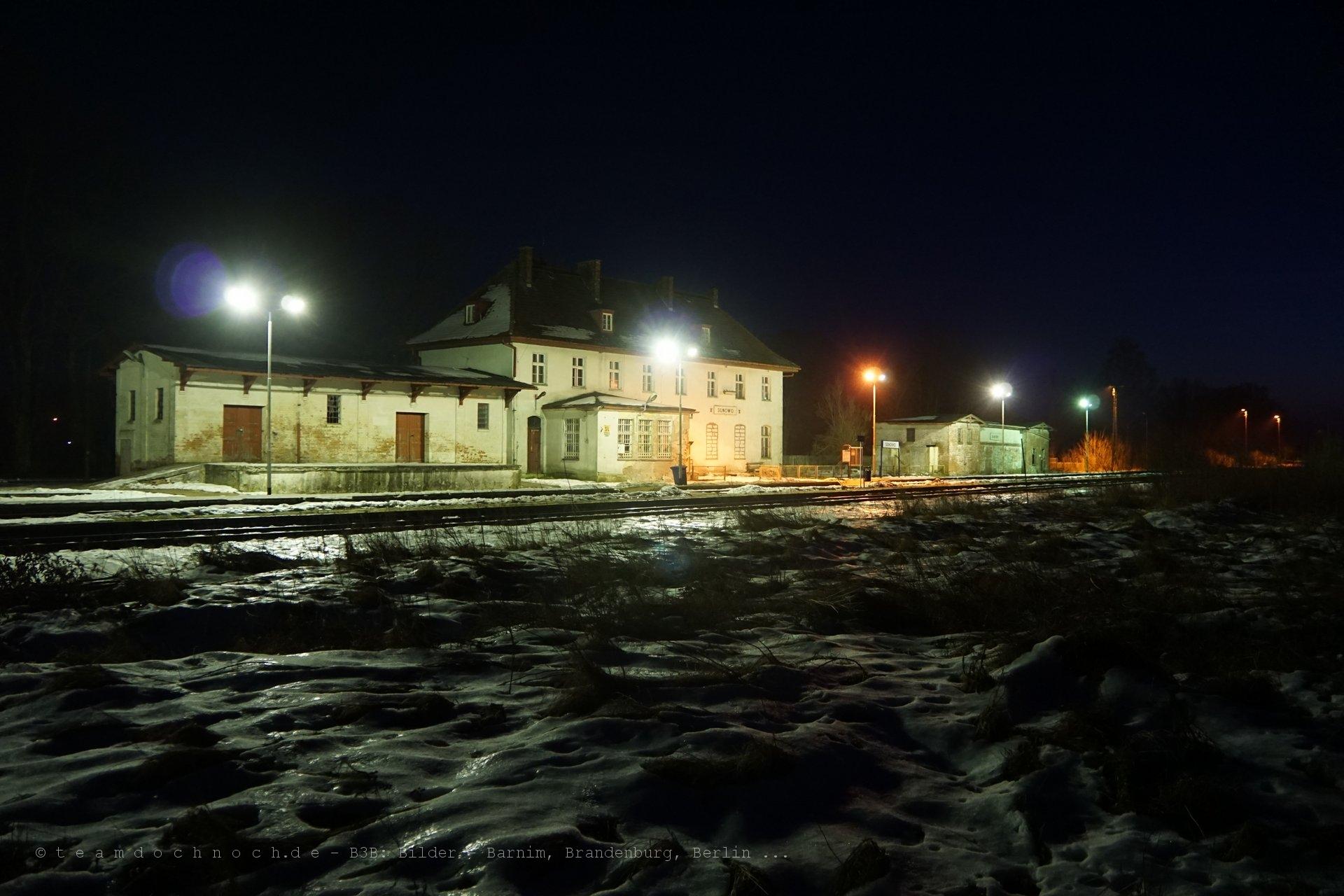 Bahnhof Silnowo