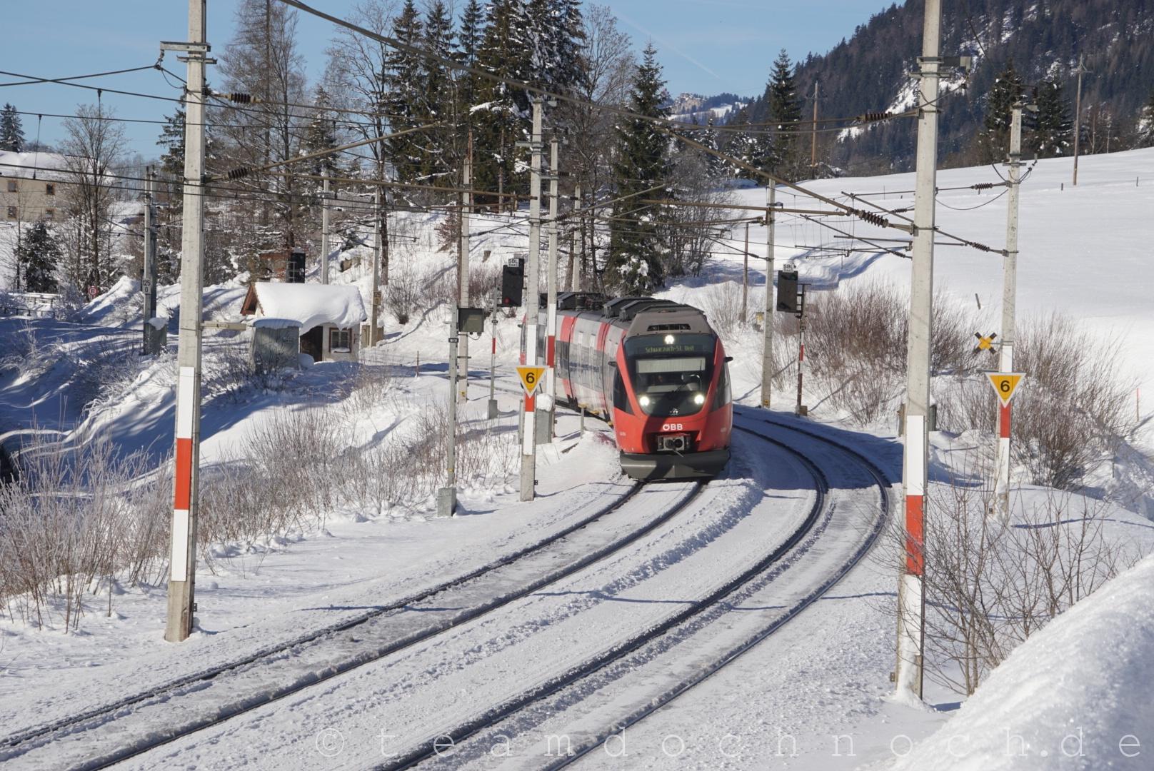 4024 075-6 bei Berg im Salzburger Land