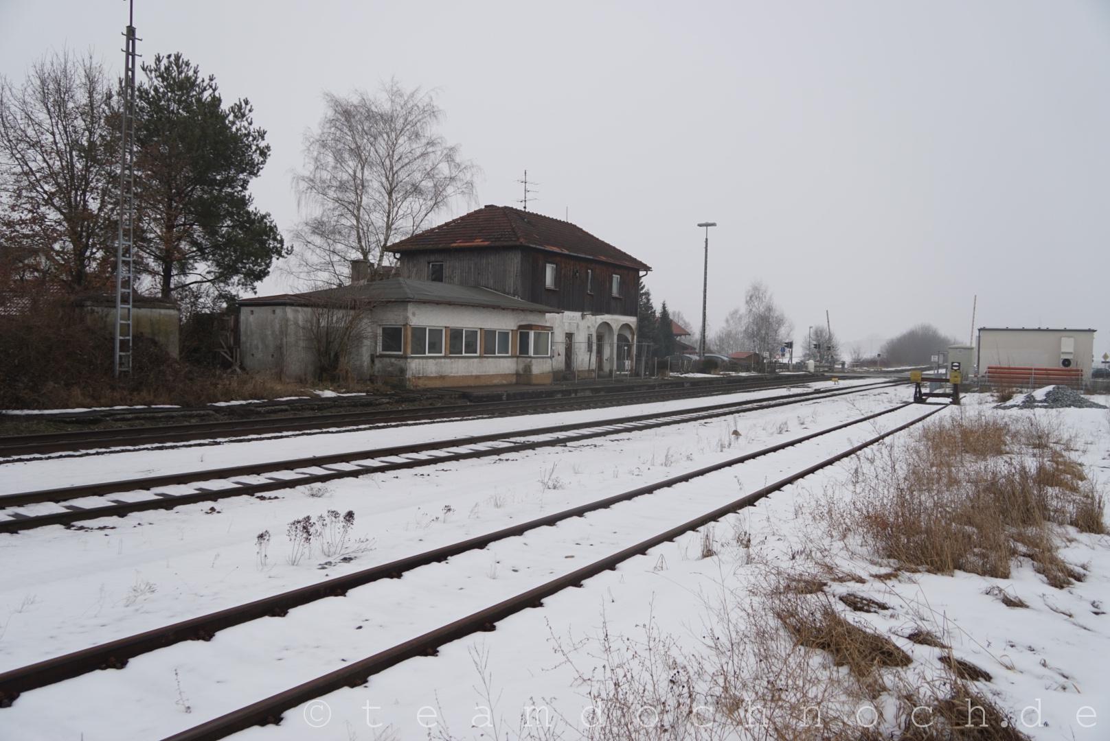 Bahnhof Pirach