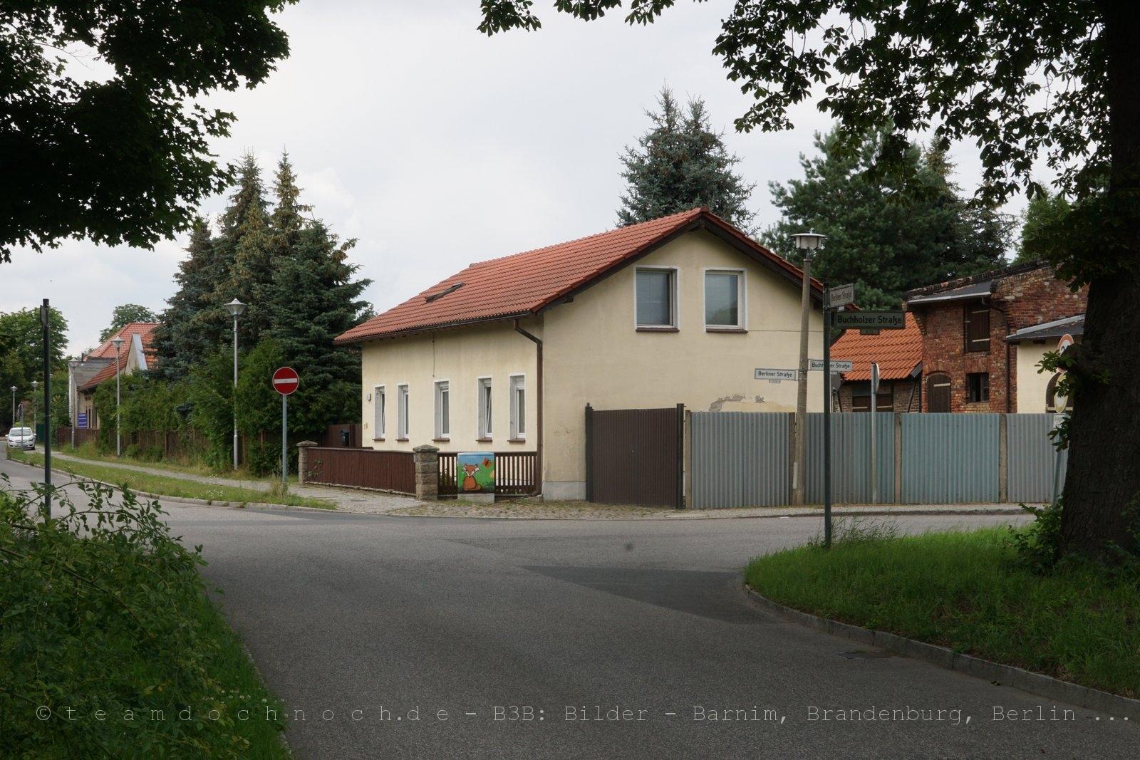 Chausseehaus in Berlin-Blankenfelde