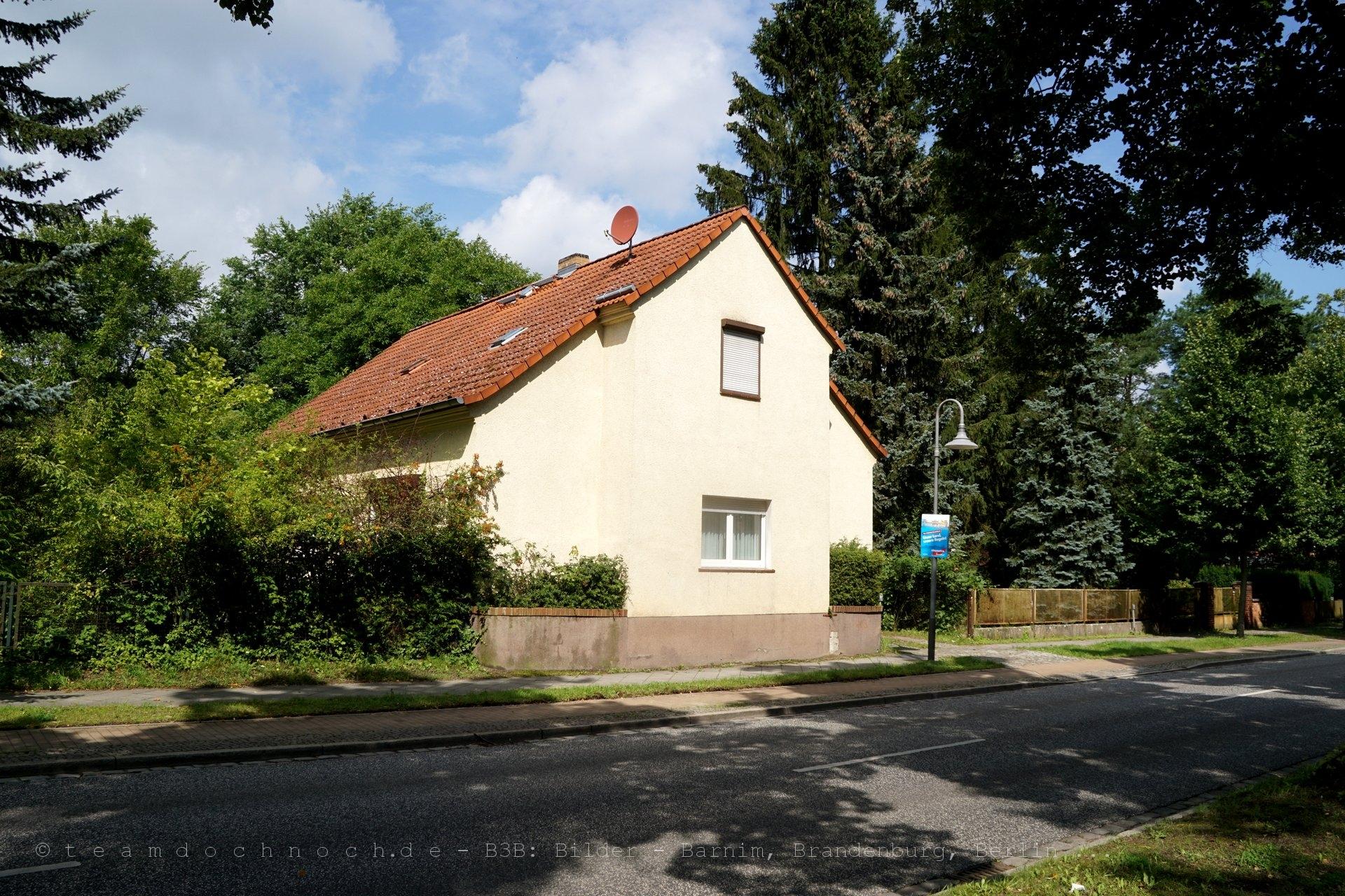 Chausseehaus in Birkenwerder
