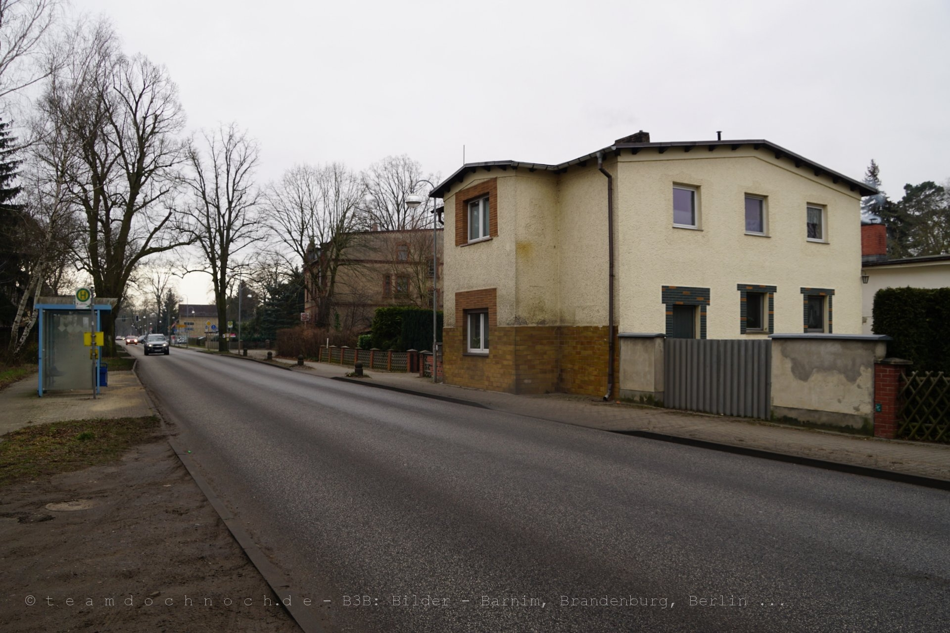 Chausseehaus in Dabendorf