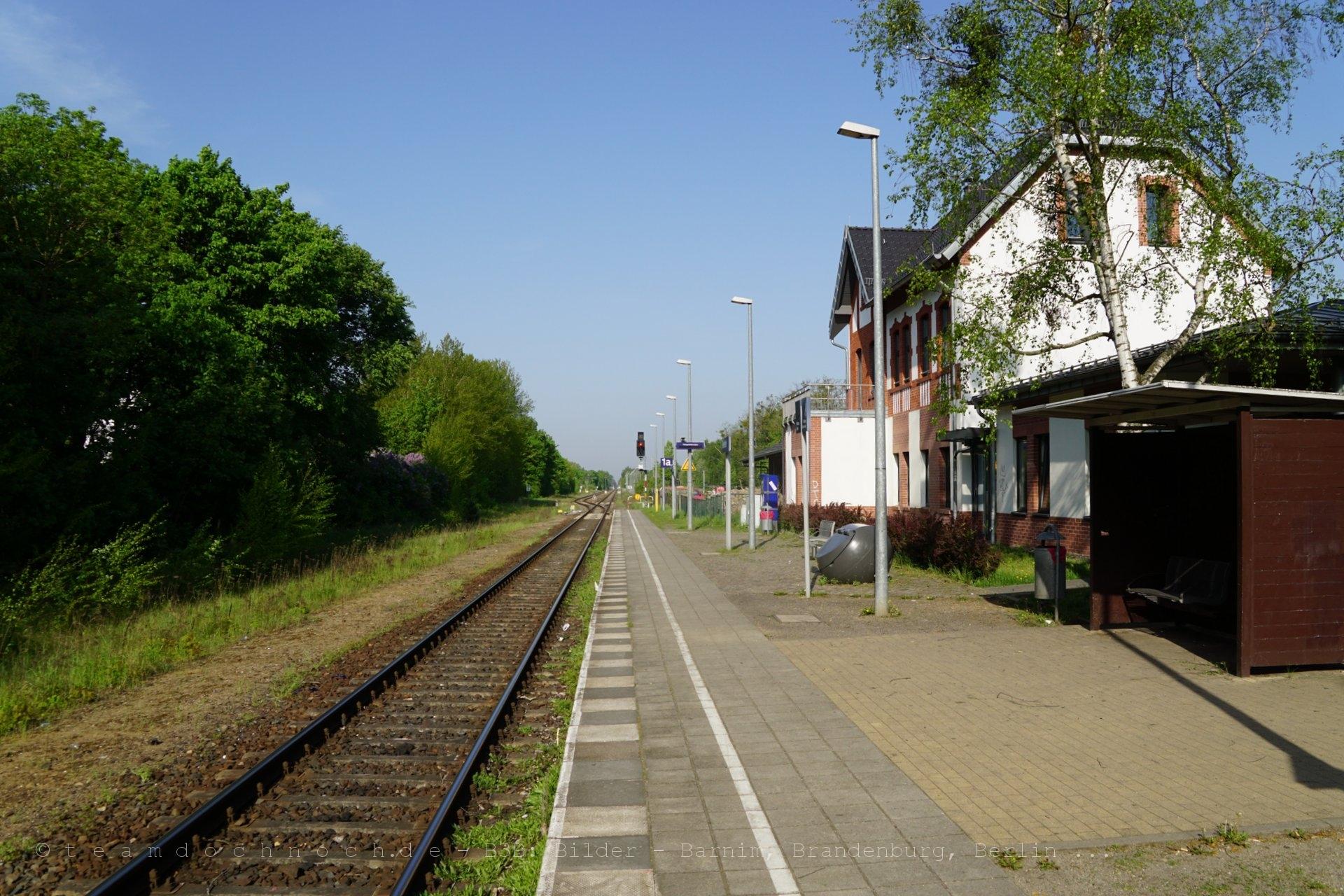 Bahnhof Rehfelde an der Ostbahn