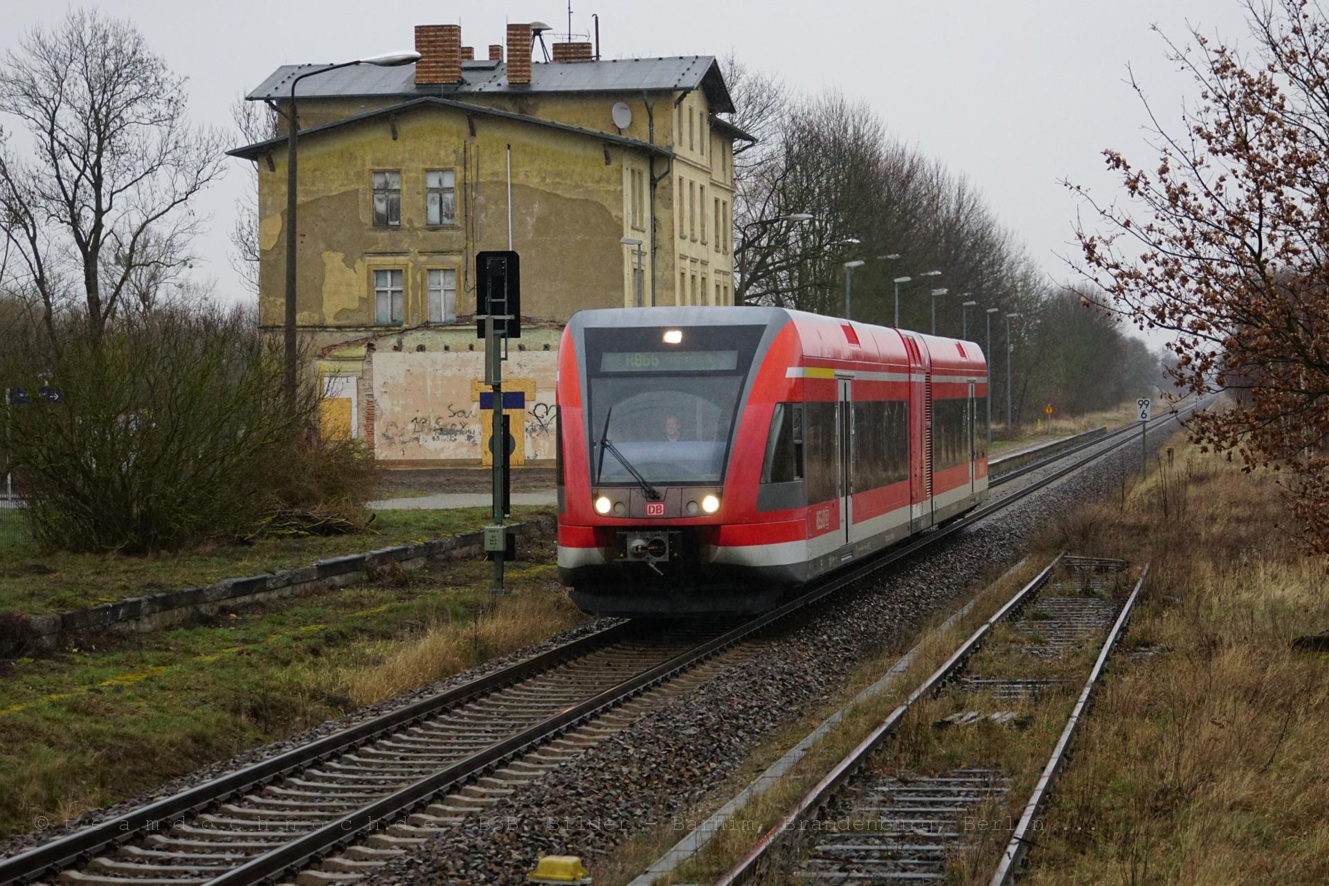 RB66 in Casekow