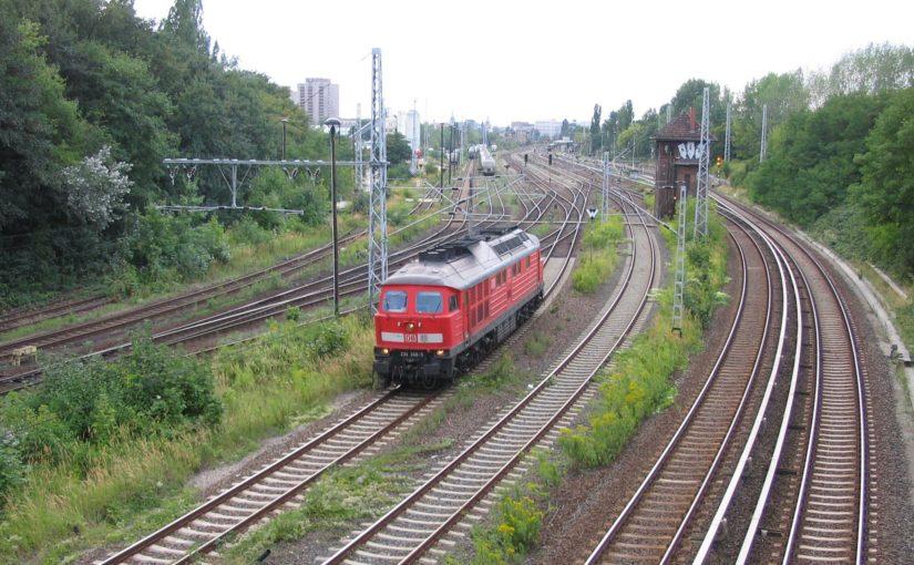 234 346-5 am Güterbahnhof Greifswalder Straße