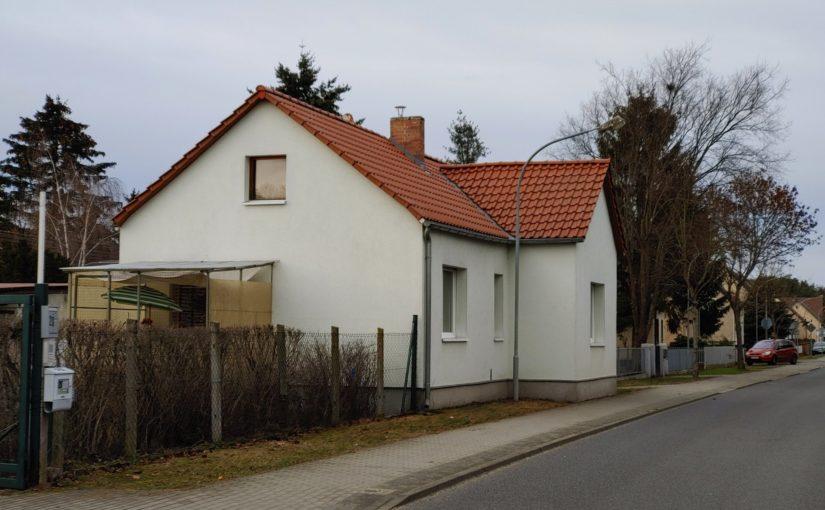 Chausseehaus Langewahl (bei Fürstenwalde)