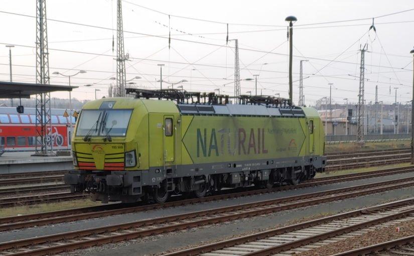 TX Logistik NATURAIL in Eberswalde