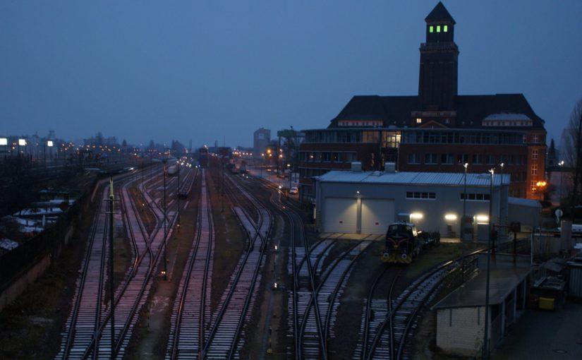 Westhafen – Güterbahnhof
