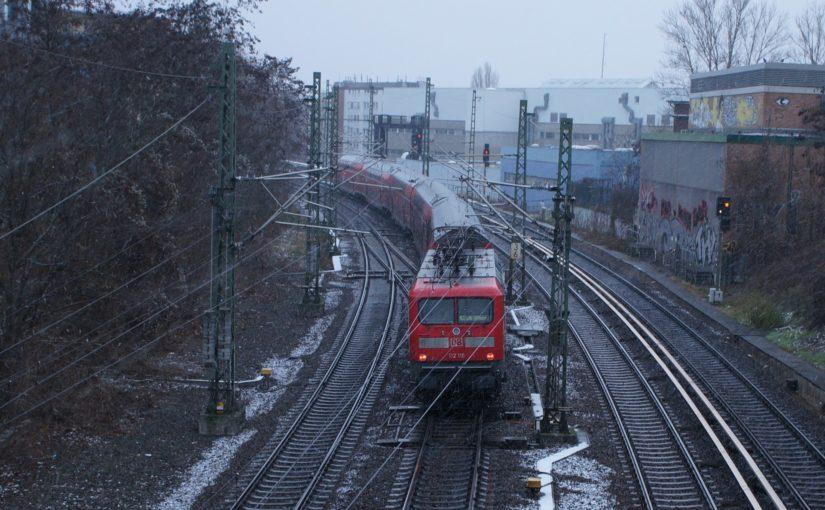 RE3 nach Lutherstadt Wittenberg