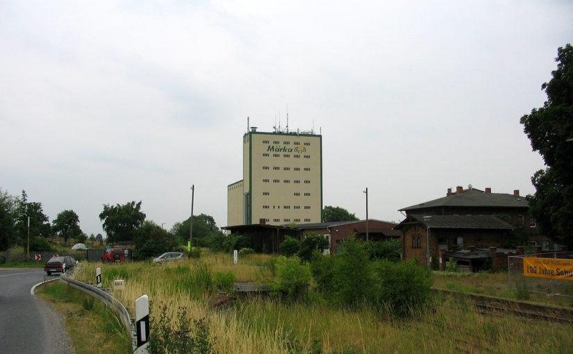 Getreidespeicher in Seehausen (Kr Wanzleben)