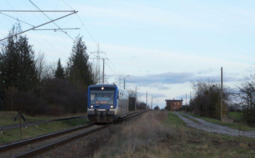 VT018 als RB61 in Niederlandin