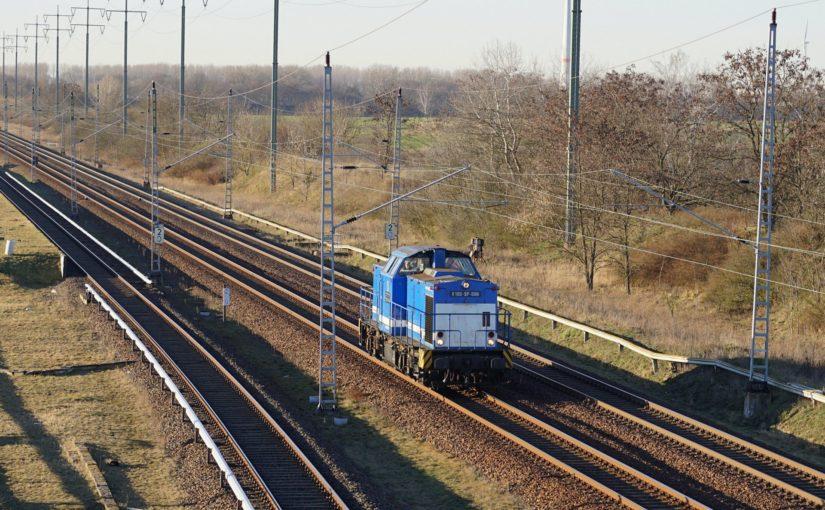 Spitzke V 100-SP-006 auf dem Berliner Außenring