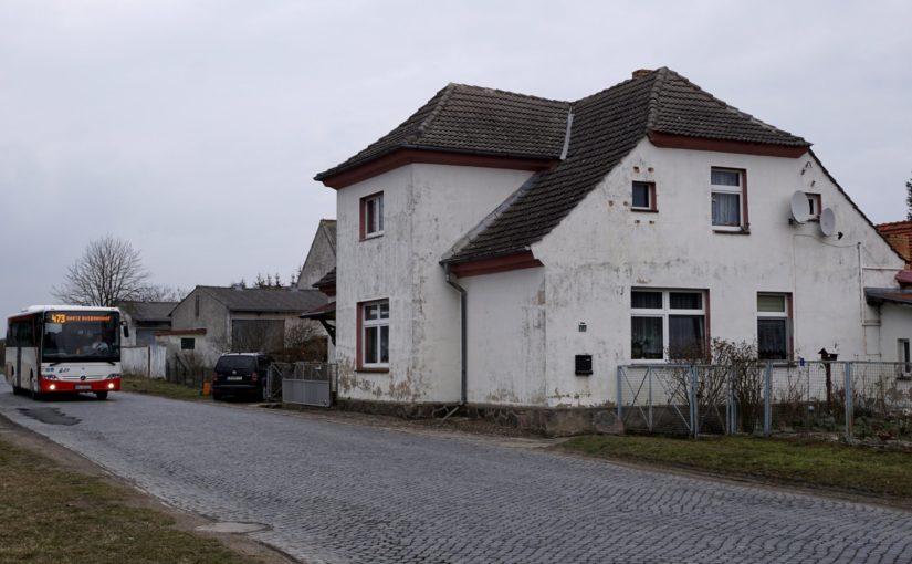 Chausseehaus in Gartz