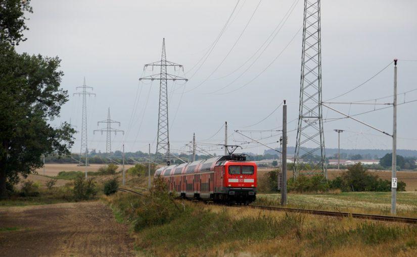 112 107 mit dem RE3 bei Niederlandin