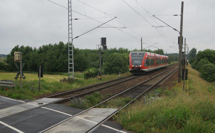 RE66 nach Berlin