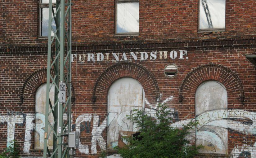 Bahnhof Ferdinandshof
