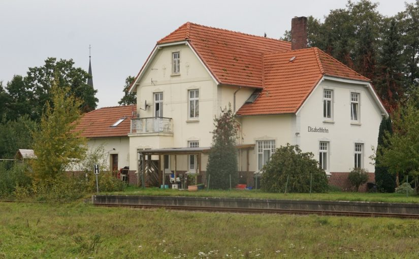 Bahnhof Elisabethfehn