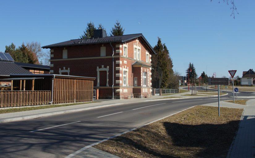 Chausseehaus in Gartz Heinrichshofer Straße / L 27