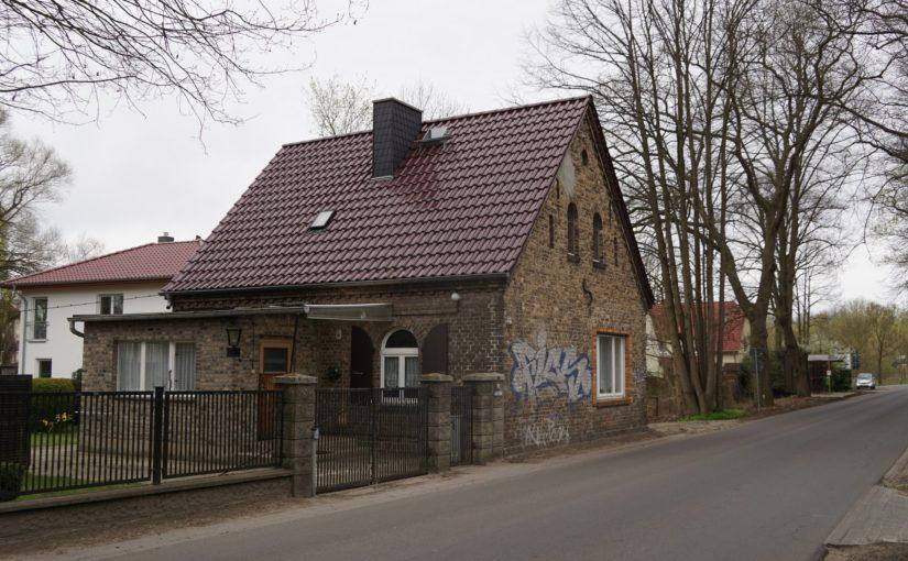 Chausseehaus Schönwalde-Siedlung