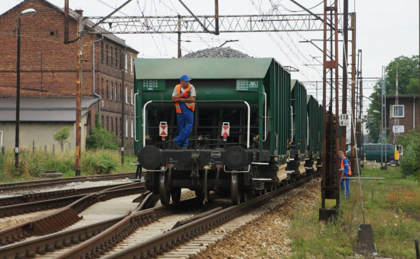 SM42 2167 in Bytom Odrzański