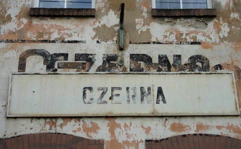 Bahnhof Czerna (powiat głogowski)